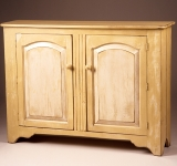 Hall Chest With Arched Panels