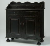Two Door Linen Chest