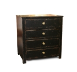 Large Four Drawer Chest
