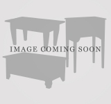 5′ TABLE WITH 2 18″ LEAVES & LARGE FARMHOUSE LEGS