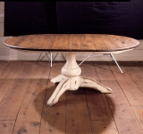 54″ ROUND PEDESTAL TABLE